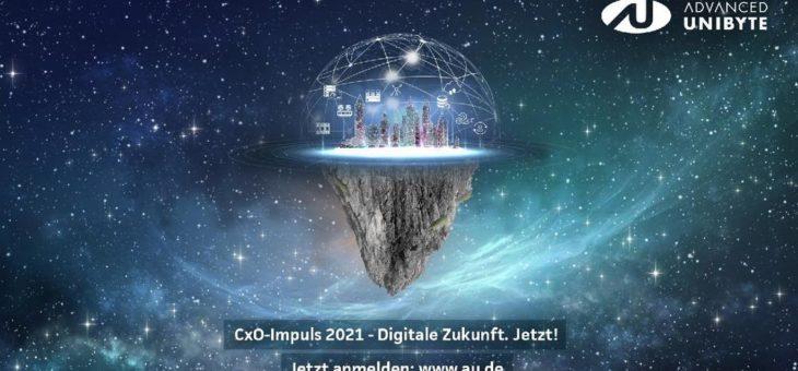 CxO-Impuls 2021 – Digitale Zukunft. Jetzt! (Vortrag | Online)