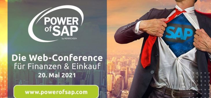 Power of SAP 2021 (Konferenz | Online)