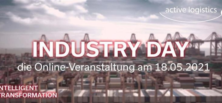 active logistics INDUSTRY DAY (Webinar | Online)