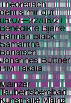 Ausstellungsrundgang mit Lina Louisa Krämer (Kuratorin Kunsthalle Mainz) (Ausstellung   Mainz)