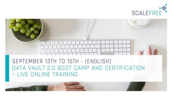 Data Vault 2.0 Boot Camp and Certification (Schulung   Online)