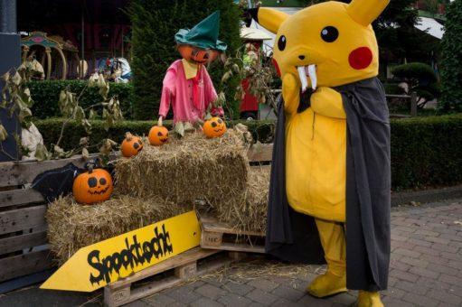 Halloween in Kernie´s Familienpark (Unterhaltung / Freizeit | Kalkar)